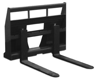 Pallet Fork attatchment for Skid Steer