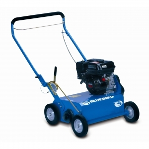BlueBird PR22 Power Rake w/ Collection Bag