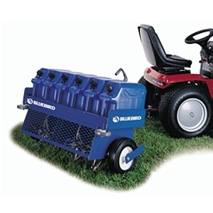 "BlueBird TA12 48"" Towable Aerator"