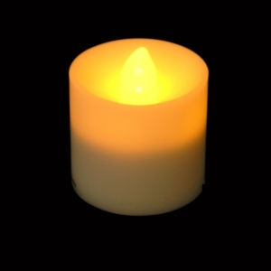 Chillin Products Votive Candle w/ Flicker (LED - battery operated)