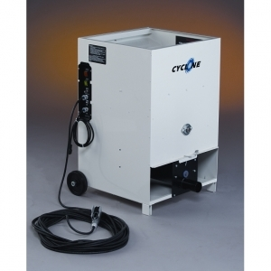 INSULATION BLOWER, CYCLONE, CELLULOSE OR FIBERGLASS
