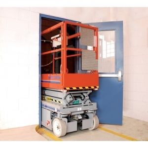 DC Electric Scissor Lift