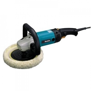 "Makita 7"" Electronic Polisher - Sander"