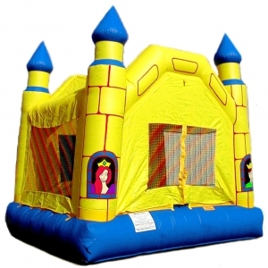 Spacewalk Castle Moonwalk Bounce House Inflatable