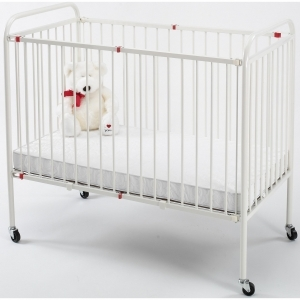 WEHSCO Metal Folding Crib, Porta-Size