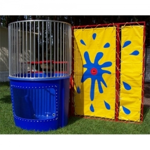 500 Gallon Dunk Tank (With Window)
