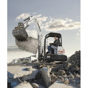 Bobcat Excavators With Thumb