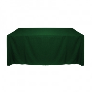 HUNTER POLYESTER TABLECLOTH 90X156
