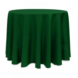COLOR POLYESTER TABLECLOTH 108