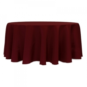 POLYESTER TABLECLOTH 120