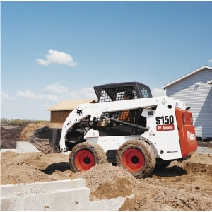 Bobcat Skid Steer loader S150 & 763