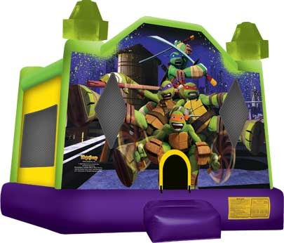 Ninja Jump, Teenage Mutant Ninja Turtles 2 Jump (large)