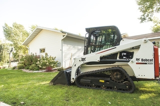 Bobcat Skid Steer Loader T450