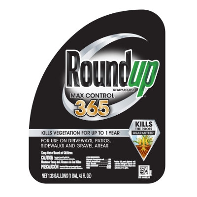 Roundup Max Control 365, Ready-To-Use
