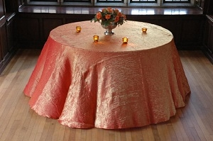 We Rent Linens, Crush Collection Table Linen