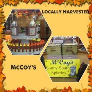 McCoy's Local Honey