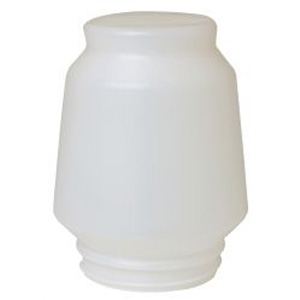 Miller Manufacturing Company 1 Gallon Plastic Screw-On Poultry Waterer Jar
