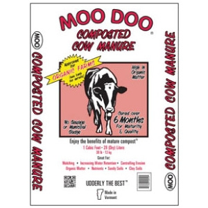 MOO DOO Composted Cow Manure