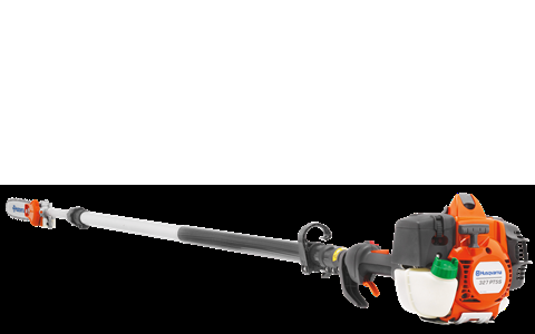 "Pole Saw, 156"" reach, 25cc"