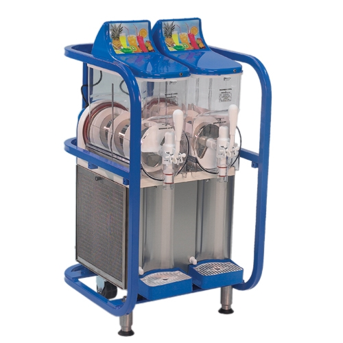 Twin Bowl Carry Tote w/Wheels for Slush Machine