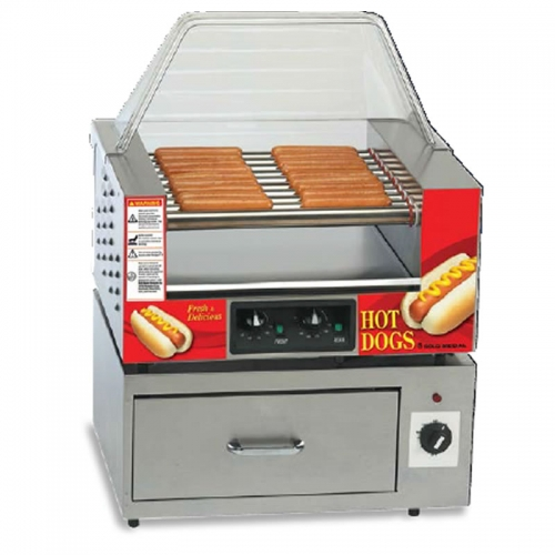 Hot Dog Roller - Lil Diggity Hot Dog Roller