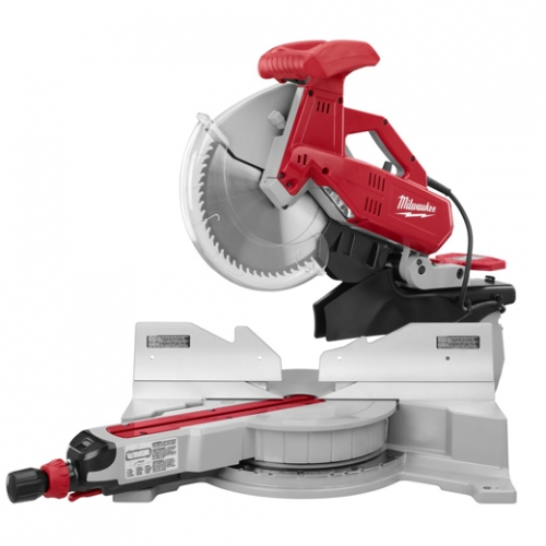 "12"" SLIDING DUAL BEVEL COMP MITER SAW"