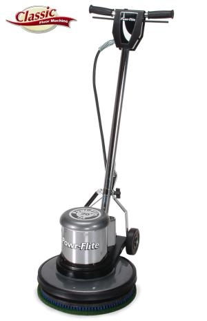 "17"" 1.5 hp Floor Machine  175 rpm"