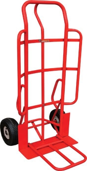 Cart for inflatables