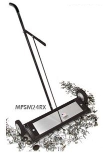 "SWEEPER 24"", MAGNETIC NAIL"