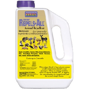 Bonide Shot-gun Repels-all Repellent 3lb