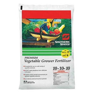 Southern States® Premium Vegetable Grow Fertilizer