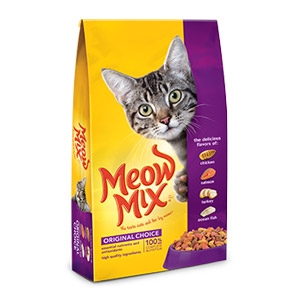Meow Mix® Original Choice Cat Food