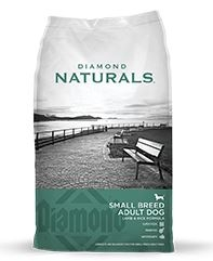 Diamond Naturals Small Breed Dog Lamb & Rice 6/6 Lb.