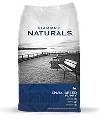 Diamond Naturals Small Breed Puppy 6/6 Lb.