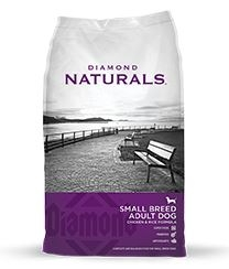 Diamond Naturals Small Breed Chicken & Rice 18 Lb.