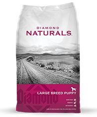 Diamond Naturals Large Breed Puppy 6/6 Lb.