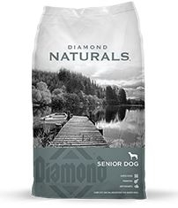 Diamond Naturals Senior 8+ Dog 6/6 Lb.