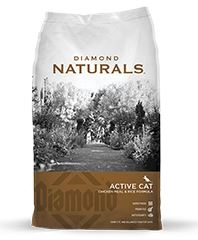 Diamond Naturals Active Cat 6/6 Lb.