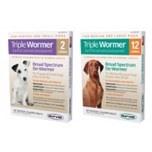 Triple Wormer® for Dogs
