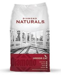 Diamond Naturals Indoor Cat 6 Lb. bag