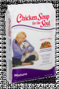Diamond Chicken Soup Senior Dog 6/6 Lb.