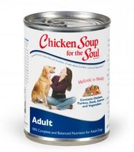 Diamond Chicken Soup for Dog Lovers Adult 13 oz. Cans