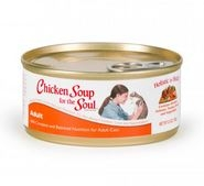 Diamond Chicken Soup for Cat Lovers Adult 5.5 oz. Cans