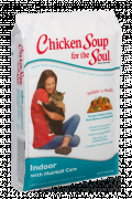 Diamond Chicken Soup Senior Hairball Adult Cat 6/6 Lb. and 18 Lb.