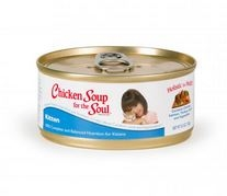 Diamond Chicken Soup For Kitten Lovers 24/5.5 oz. Cans