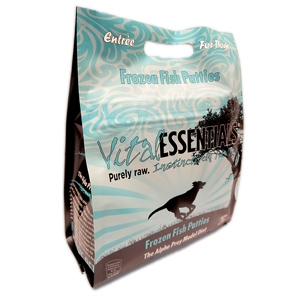 Vital Essentials Raw Fish Formula Patties