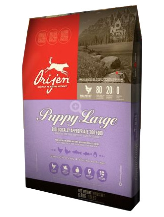 ORIJEN Puppy Large Breed Food