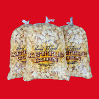 Small Bags of Popcorn