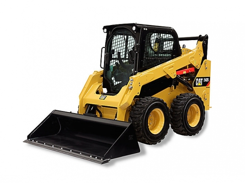 Caterpillar 242D Skid Steer Loader
