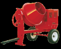 6 c.f. Towable Cement Mixer
